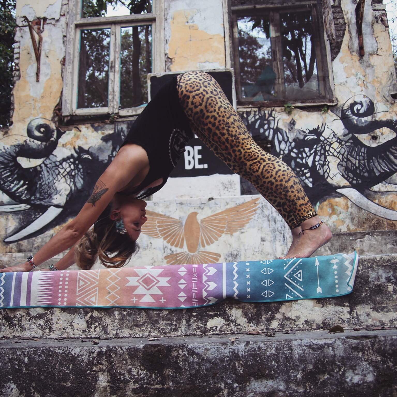 Sayulita Yoga Towel - Vagabond goods