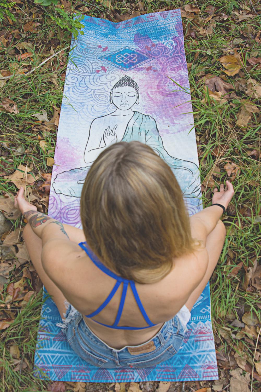 Namaste Yogamatte- Vagabond goods