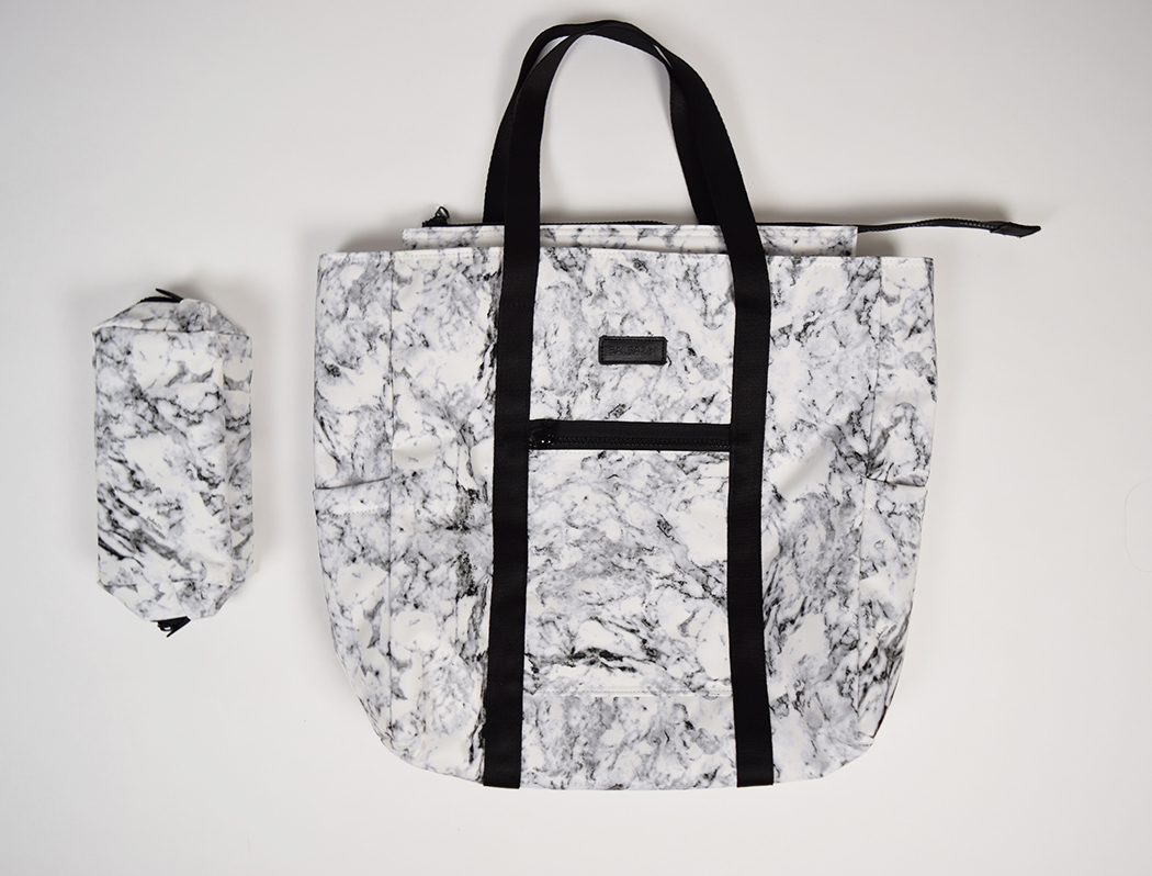 Shopper Tasche Set - Marble 70