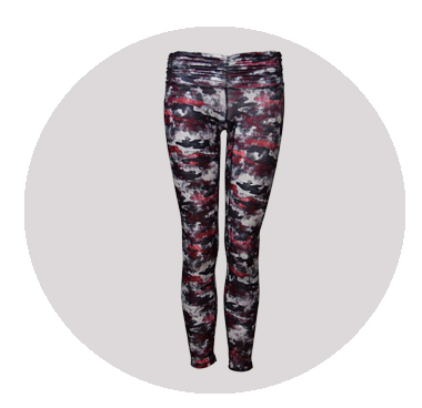 Bliss Leggings Digi Camo Chill by Will